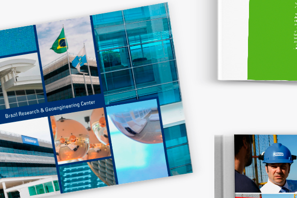 Livro Brazil Research & Geoengineering Center. Schlumberger