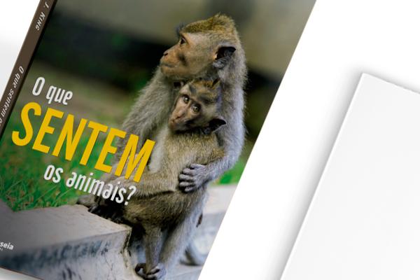 Livro 'O que sentem os animais' . Odisseia Editorial