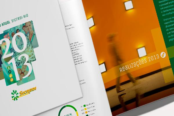 Relatório Anual 2013 . Sicredi Rio