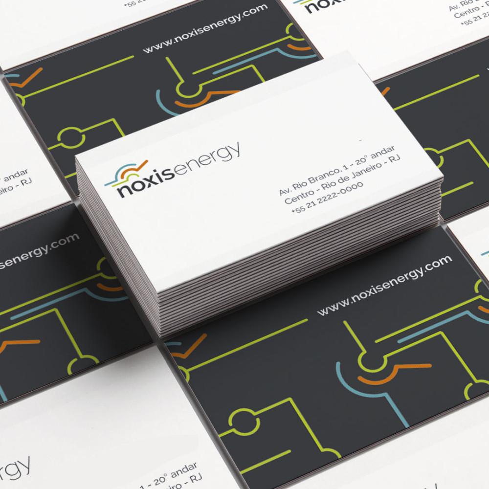 Branding . Noxis Energy