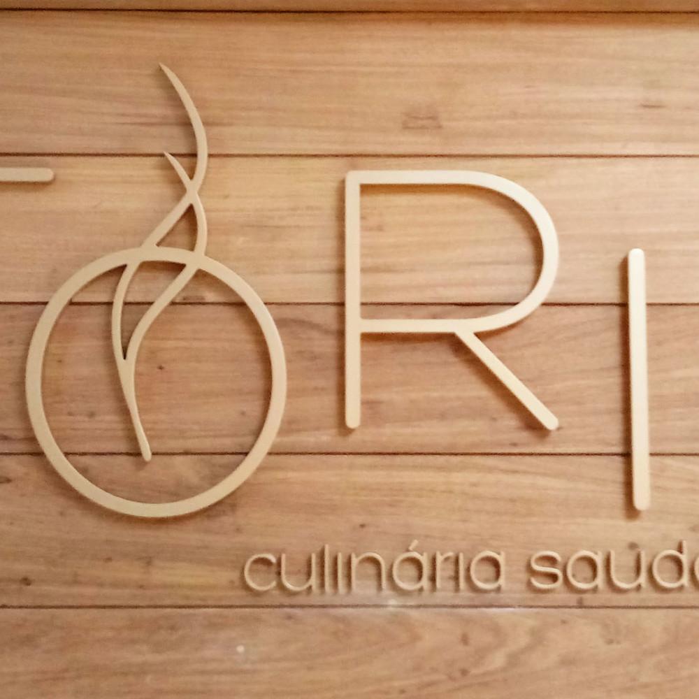 Identidade Visual. Restaurante Tori